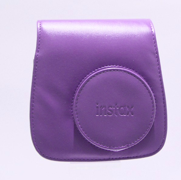 Funda Instax Mini 8 VIOLETA
