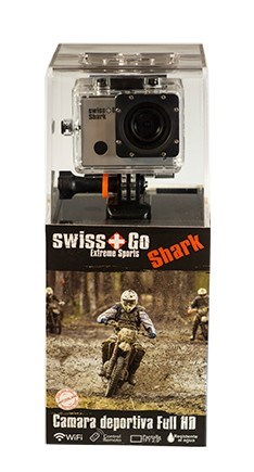 SWISS+GO SHARK